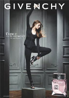 Dance with Givenchy fragrance