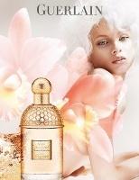 Guerlain Aqua Allegoria Flora Nymphea perfume advert
