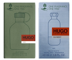 Hugo Boss One Fragrance One Tree