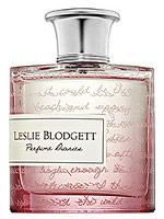Leslie Blodgett Perfume Diaries Santa Barbara fragrance