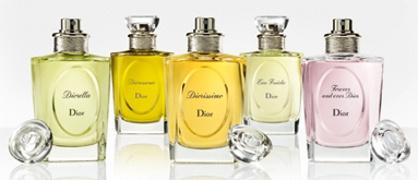 Les Créations de Monsieur Dior