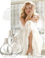 Pure DKNY fragrance advert