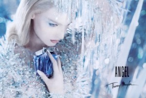 Thierry Mugler Angel fragrance advert