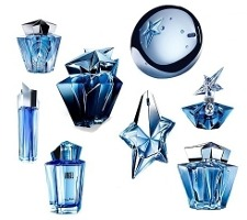 Thierry Mugler Angel perfume bottles
