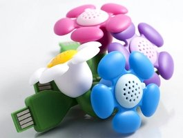 The USB Scent Flower
