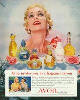 Vintage Avon ad