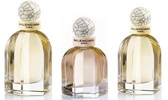 Balenciaga Paris perfume bottles