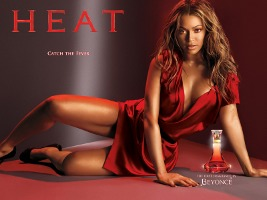 Beyonce Heat advert