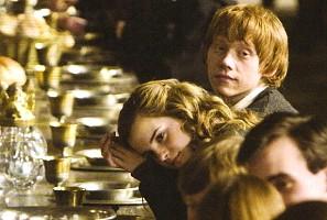 Harry Potter movie scene
