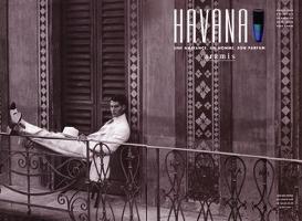 Aramis Havana advert