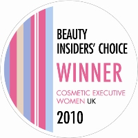 CEW UK Beauty Awards 2010 logo