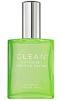 Clean Outdoor Shower Fresh