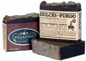 Villainess Dulces en Fuego soap
