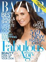 Harper's Bazaar April 2010