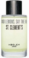 Heeley Oranges And Lemons Say The Bells Of St. Clement's