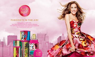 Sarah Jessica Parker SJP NYC perfume