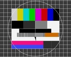 Telefunken FuBK Test Pattern