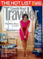 Conde Nast Travel May 2010