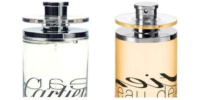 Eau de Cartier & Eau de Cartier Essence d'Orange