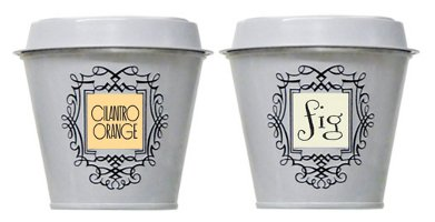 Lafco candle tins