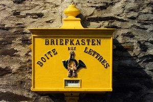 Letter Box, Luxembourg
