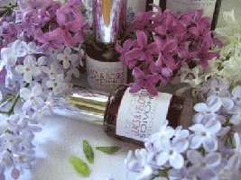 Soivohle' Lilacs & Heliotrope, Lilacs & Roses