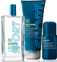 The Body Shop White Musk Sport