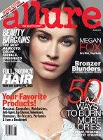 Allure cover June 2010