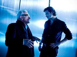 Gaspard Ulliel with Martin Scorsese, Bleu de Chanel