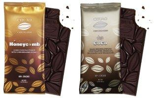 Chuao chocolate bars