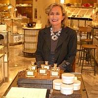 DelRae Roth of Parfums DelRae