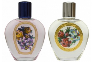 Comme des Garcons + Undercover Holygrace and Holygrapie perfume bottles