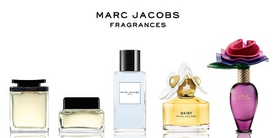 Marc Jacobs fragrances