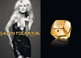 Paco Rabanne Lady Million fragrance