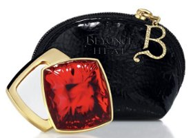 Beyonce Heat solid perfume ring