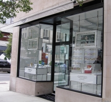 Creed boutique New York City