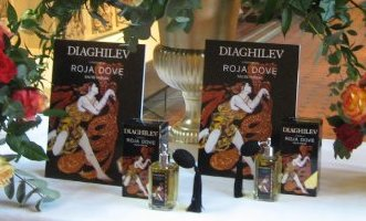 Diaghilev perfume, Roja Dove and Victoria & Albert Museum