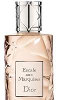 Christian Dior Escale aux Marquises perfume bottle