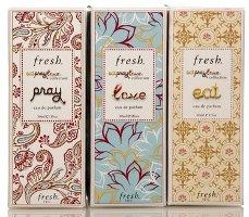 Fresh Eat, Pray, Love fragrances