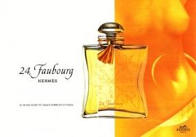 Hermes 24, Faubourg perfume