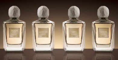 Keiko Mecheri Mulholland, Taormine, Les Nuits d'Izu and Tarifa perfumes