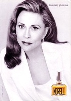 Faye Dunaway for Norell