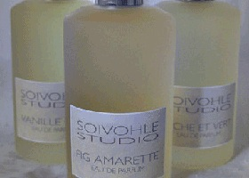 Soivohle' Fig Amarette, Peche et Vert & Vanille Otr