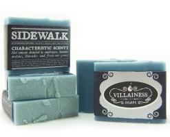Villainess Sidewalk soap