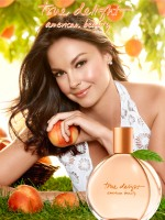 American Beauty True Delight fragrance advert