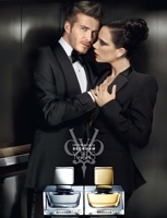 David & Victoria Beckham Intimately Beckham Yours fragrance advert