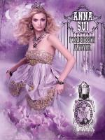 Anna Sui Forbidden Affair advert
