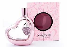 Bebe Sheer fragrance