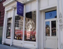 Bond no. 9 store exterior, New York City