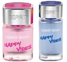 Esprit Celebration Happy Vibes fragrances